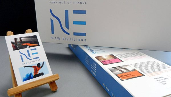 New Equilibre packaging agence Desi-gn
