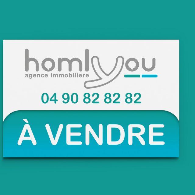 Homlyou panneau agence Desi-gn