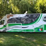 Boul Truck Covering Véhicule Agence Desi-gn