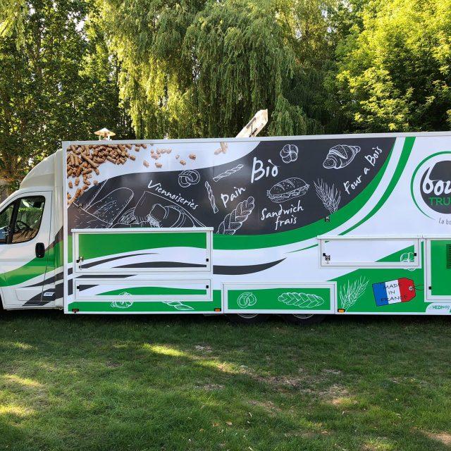Boul Truck