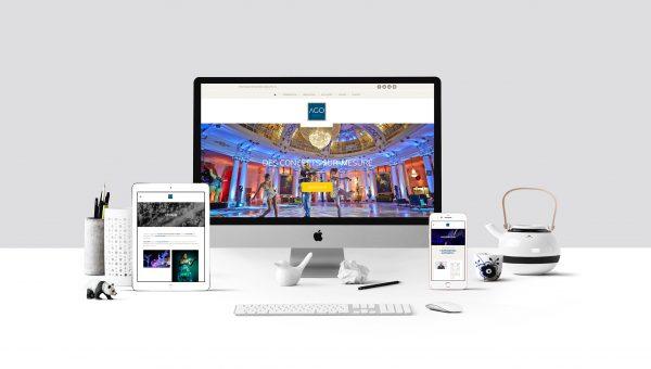 Web Design Ago Events Agence Communication Desi-gn
