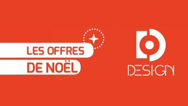 les offres de Noël chez DESI-GN